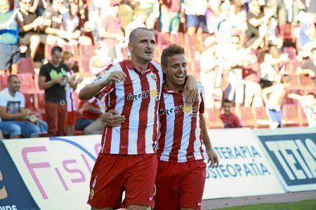 el Almería a primera