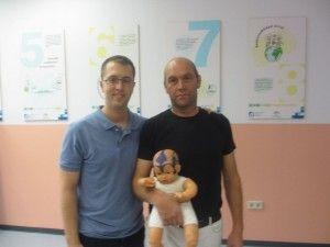 osteopatia en bebes y embrazadas