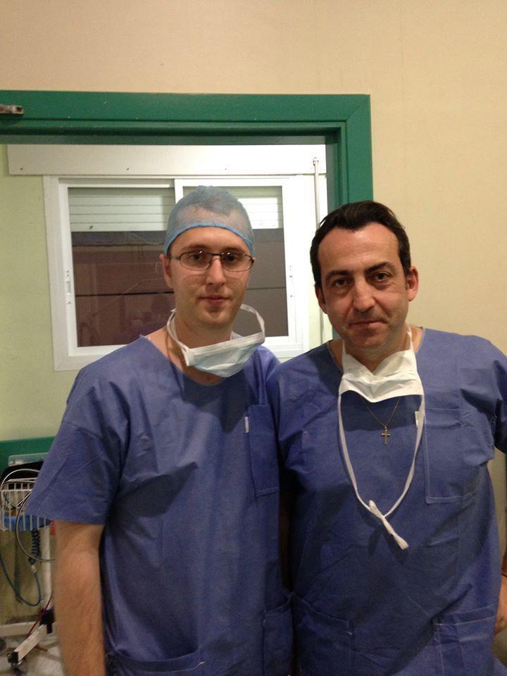 Miguel angel Muro y Dr. José Ángel Ruiz Molina
