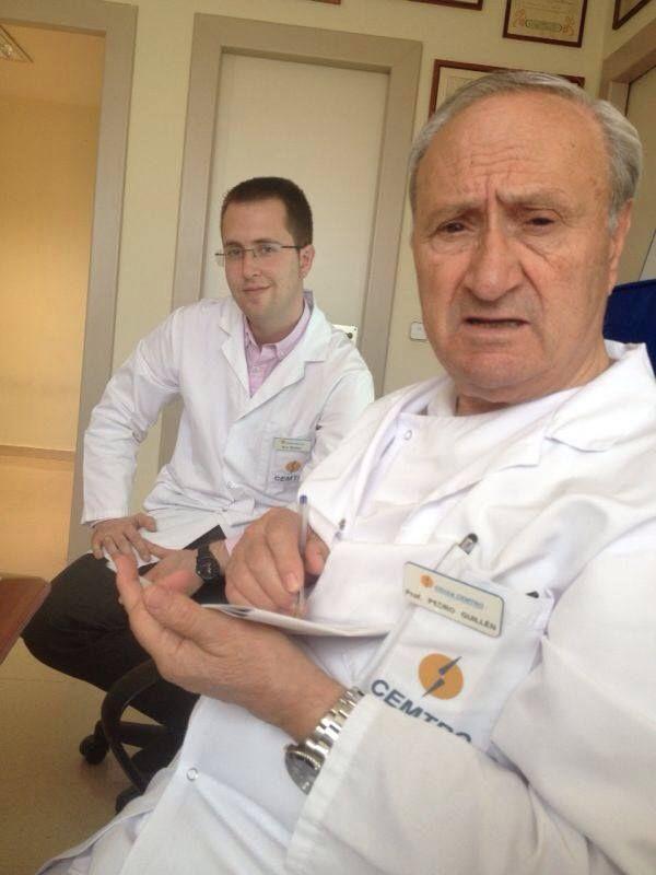 Fisomuro y el doctor Guillén