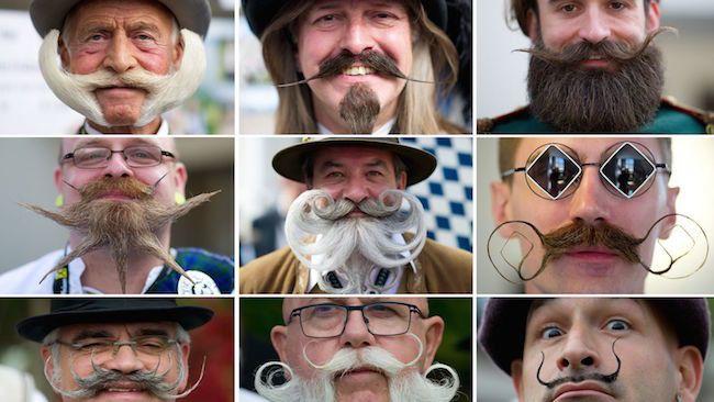 torneo mundial barbas y bigotes - fisiomuro