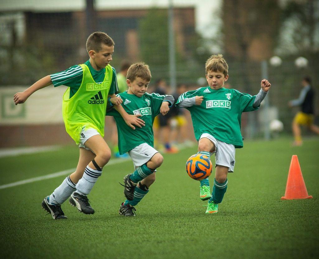fisiomuro con los valores del deporte en los niños