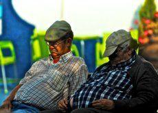 la siesta española y fisiomuro