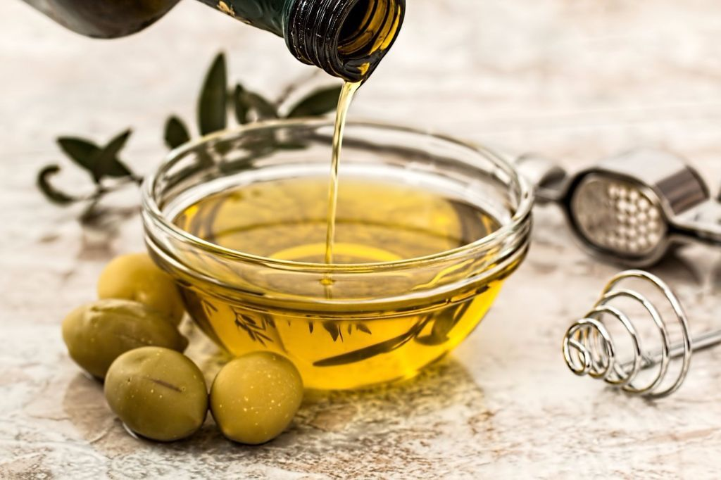 el aceite de oliva y fisiomuro