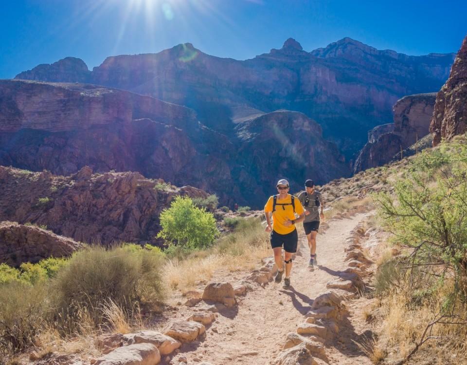 carreras de montaña y fisiomuro